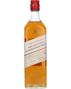 Johnnie Walker Blended Red Rye Finish