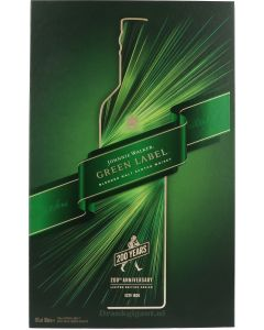 Johnnie Walker Green Label Giftpack 200th Anniversary
