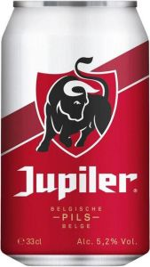 Jupiler 33cl blik