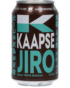 Kaapse Jiro Sour Whit Saison