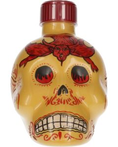Kah Tequila Reposado Skull Mini