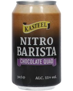 Kasteel Nitro Barista Chocolate Quadrupel