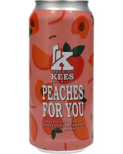 Kees Peaches For You