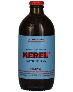 Kerel Says It All Kaishaku