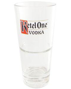 Ketel One Vodka Glas Longdrink