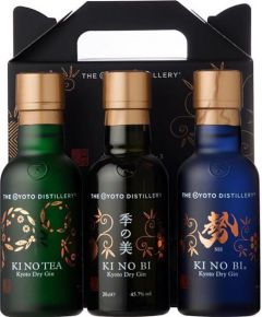 Kyoto Ki No Bi Tasting Pakket