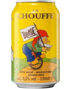 La Chouffe Blond Blik