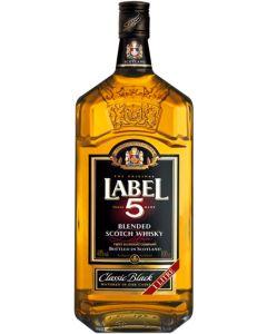 Label 5 Scotch Whisky