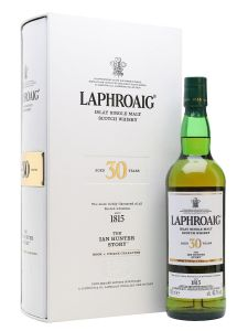 Laphroaig The Ian Hunter Story Book #1 30 Year