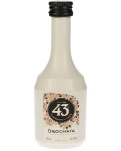 Licor 43 Orochata Mini