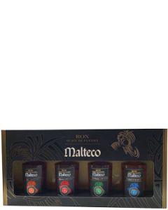 Malteco Mini Gift Set 4x5cl