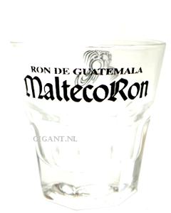Ron Malteco Glas