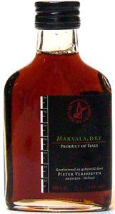 Marsala Dry keukenflesje