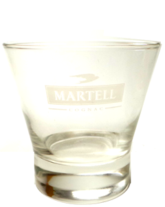 Martell Cognac Glas