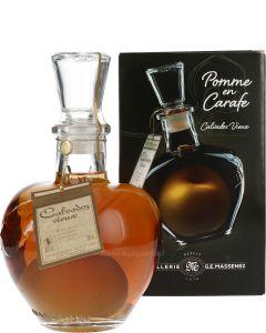 Massenez Calvados Vieux Pomme En Carafe