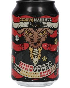 Maximus Circus Minosouro Low Alcohol Sour Ale