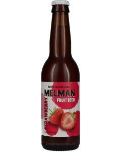 Melman Fruit Beer Strawberry