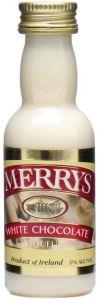 Merry's White Chocolate Cream mini