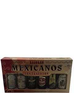 Licores Mexicanos Con Tradición