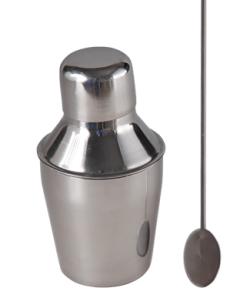 Shaker + Roerstaaf set ( Mini )