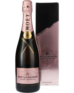Moët & Chandon Rosé Imperial signature limited in box
