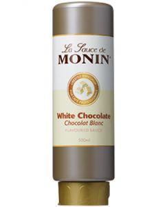 Monin White chocolat Topping