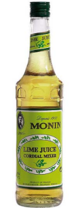 Monin Lime Juice Cordial