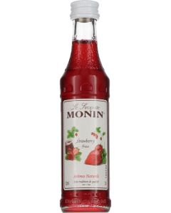 Monin Strawberry Mini