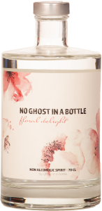 No Ghost In A Bottle Floral Delight