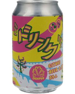 Oedipus Do-Ri-N-Ku Citrus Beer