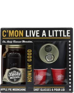 Ole Smoky Apple Pie Moonshine Giftpack