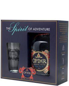 Opihr Oriental Gin Giftpack + Glas