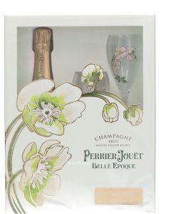 Perrier Jouet Belle Epoque + glas
