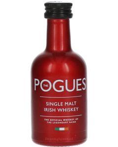 Pogues Single Malt Irish Whiskey Mini