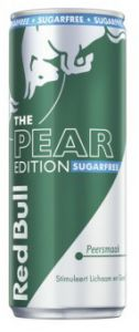 Red Bull The Pear Edition Sugar Free