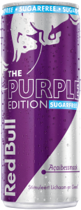 Red Bull The Purple Edition Sugar Free