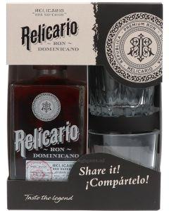 Relicario Cadeaubox + Glazen