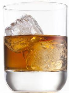 Vacu Vin Whisky/Cocktail glass Rocks (set 2 glas)