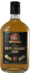 Ron Cayo Grande Club Dorado Zakflacon