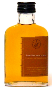Barbados Rum Bruin Keukenflesje
