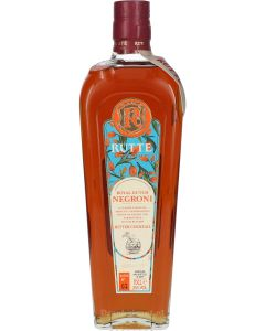 Rutte Royal Dutch Negroni Bitter Cocktail