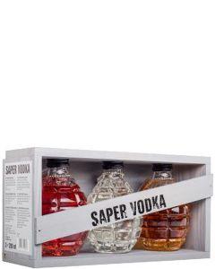 Saper Exclusieve Vodka Grenade