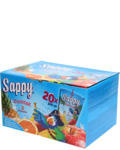 Sappy Cocktail 20x20cl (Tray)