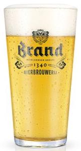 Brand Bier Stapelbaar Bierglas