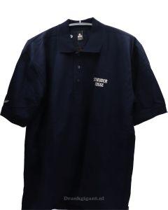 Schneider Weisse Polo Blauw Size XL