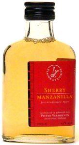 Sherry Manzanilla Keukenflesje