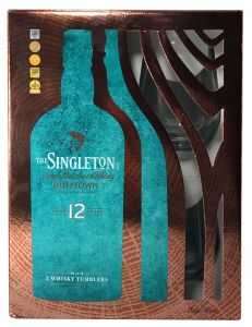Singleton Of Dufftown 12 Year Giftpack