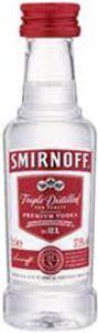 Smirnoff Red mini