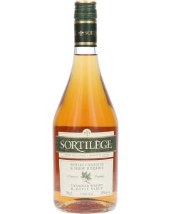 Sortilege Canadian Whiskey & Maple Syrup