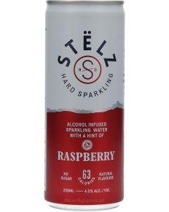 Stëlz Hard Seltzer Raspberry